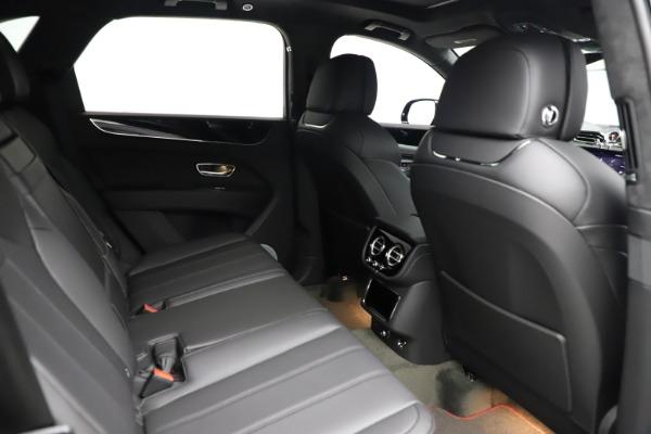 New 2021 Bentley Bentayga V8 for sale Call for price at Maserati of Westport in Westport CT 06880 22