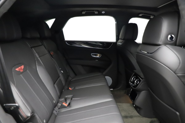 New 2021 Bentley Bentayga V8 for sale Call for price at Maserati of Westport in Westport CT 06880 23