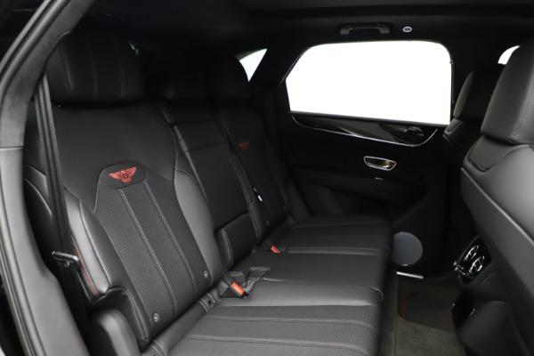 New 2021 Bentley Bentayga V8 for sale Call for price at Maserati of Westport in Westport CT 06880 24