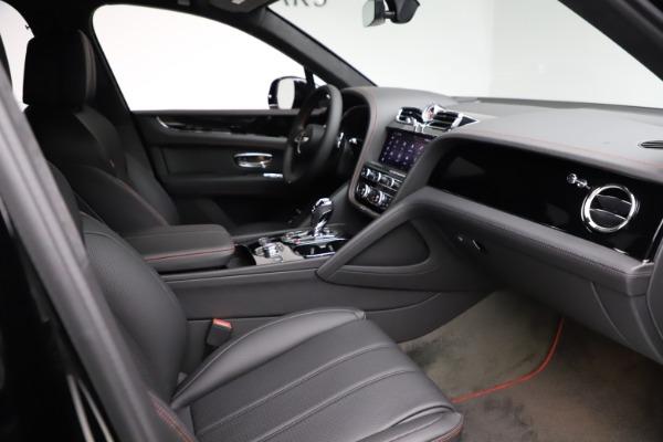 New 2021 Bentley Bentayga V8 for sale Call for price at Maserati of Westport in Westport CT 06880 25