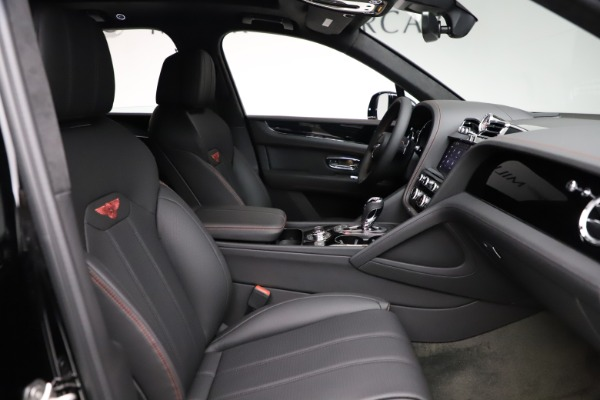 New 2021 Bentley Bentayga V8 for sale Call for price at Maserati of Westport in Westport CT 06880 26