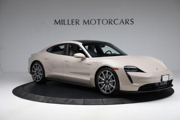 Used 2021 Porsche Taycan 4S for sale $125,900 at Maserati of Westport in Westport CT 06880 11