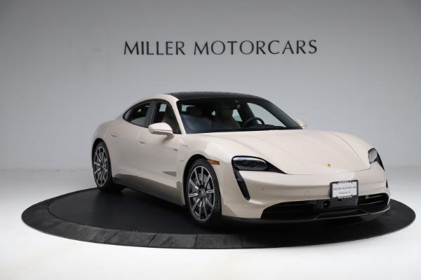 Used 2021 Porsche Taycan 4S for sale $125,900 at Maserati of Westport in Westport CT 06880 12