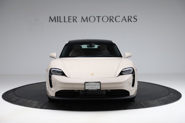 Used 2021 Porsche Taycan 4S for sale $125,900 at Maserati of Westport in Westport CT 06880 13