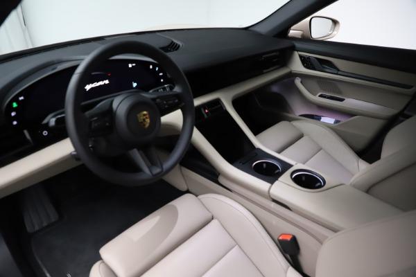 Used 2021 Porsche Taycan 4S for sale $125,900 at Maserati of Westport in Westport CT 06880 14