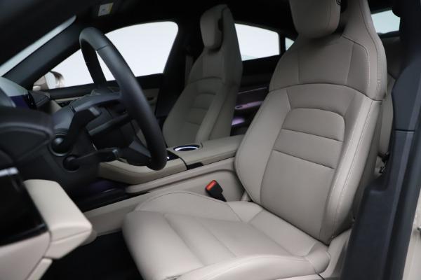 Used 2021 Porsche Taycan 4S for sale $125,900 at Maserati of Westport in Westport CT 06880 16