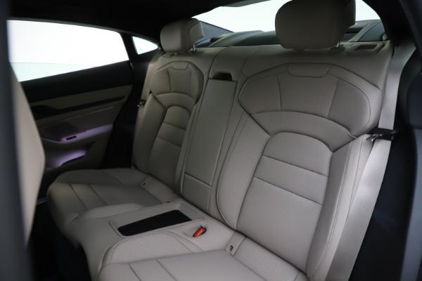 Used 2021 Porsche Taycan 4S for sale $125,900 at Maserati of Westport in Westport CT 06880 18