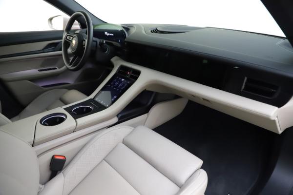 Used 2021 Porsche Taycan 4S for sale $125,900 at Maserati of Westport in Westport CT 06880 20