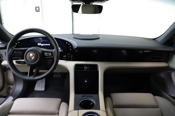 Used 2021 Porsche Taycan 4S for sale $125,900 at Maserati of Westport in Westport CT 06880 23