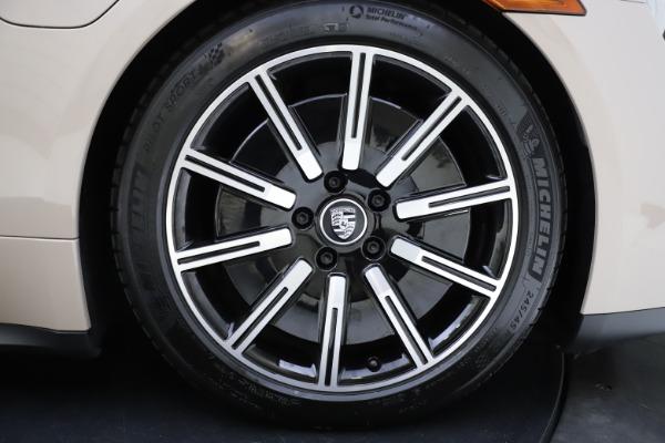 Used 2021 Porsche Taycan 4S for sale $125,900 at Maserati of Westport in Westport CT 06880 25