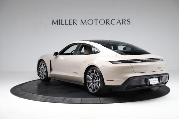 Used 2021 Porsche Taycan 4S for sale $125,900 at Maserati of Westport in Westport CT 06880 6