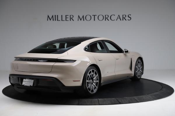Used 2021 Porsche Taycan 4S for sale $125,900 at Maserati of Westport in Westport CT 06880 8
