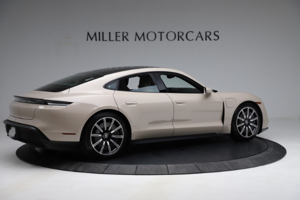 Used 2021 Porsche Taycan 4S for sale $125,900 at Maserati of Westport in Westport CT 06880 9