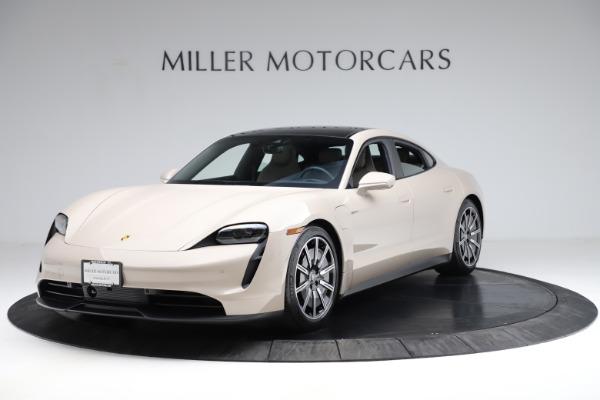 Used 2021 Porsche Taycan 4S for sale $125,900 at Maserati of Westport in Westport CT 06880 1