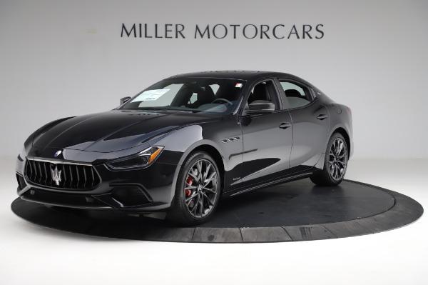New 2021 Maserati Ghibli S Q4 GranSport for sale $100,635 at Maserati of Westport in Westport CT 06880 2