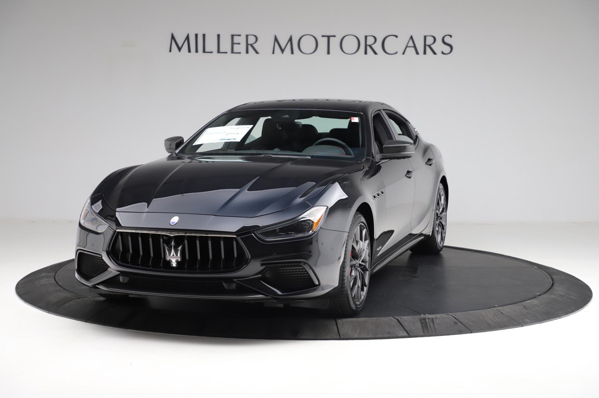 New 2021 Maserati Ghibli S Q4 GranSport for sale $100,635 at Maserati of Westport in Westport CT 06880 1