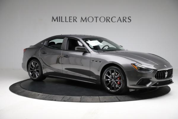 New 2021 Maserati Ghibli S Q4 GranSport for sale $100,635 at Maserati of Westport in Westport CT 06880 10