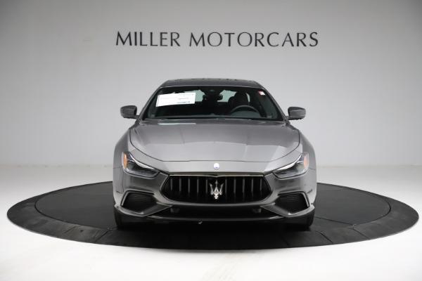 New 2021 Maserati Ghibli S Q4 GranSport for sale $100,635 at Maserati of Westport in Westport CT 06880 13