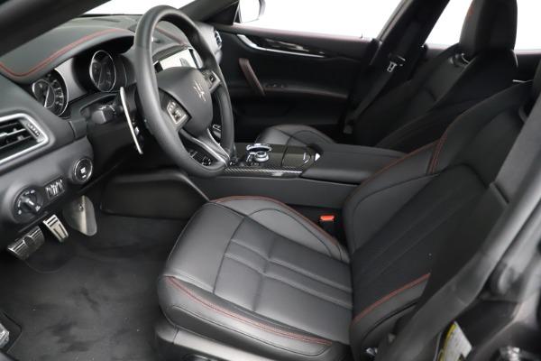 New 2021 Maserati Ghibli S Q4 GranSport for sale $100,635 at Maserati of Westport in Westport CT 06880 15