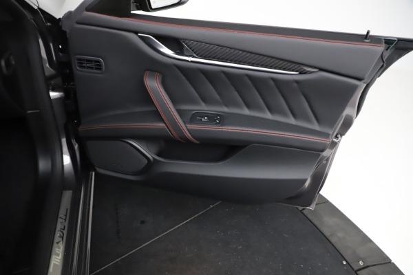 New 2021 Maserati Ghibli S Q4 GranSport for sale $100,635 at Maserati of Westport in Westport CT 06880 24