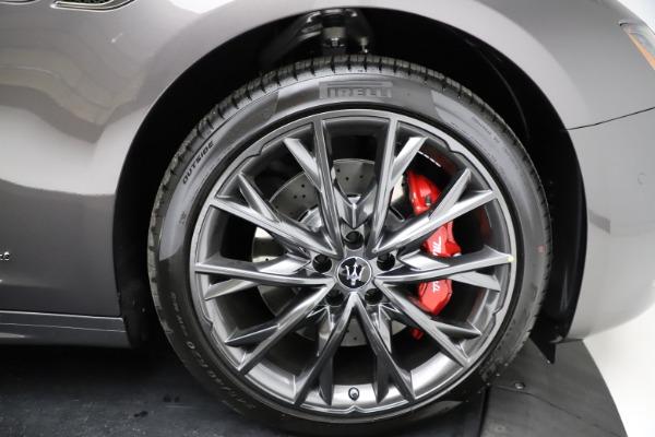 New 2021 Maserati Ghibli S Q4 GranSport for sale $100,635 at Maserati of Westport in Westport CT 06880 28