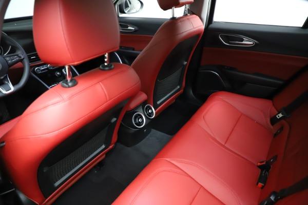 New 2021 Alfa Romeo Giulia Q4 for sale $48,535 at Maserati of Westport in Westport CT 06880 18