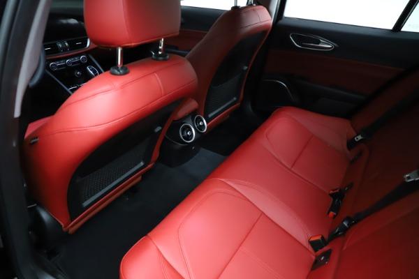New 2021 Alfa Romeo Giulia Q4 for sale $48,535 at Maserati of Westport in Westport CT 06880 19