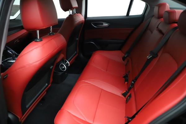 New 2021 Alfa Romeo Giulia Q4 for sale $48,535 at Maserati of Westport in Westport CT 06880 20