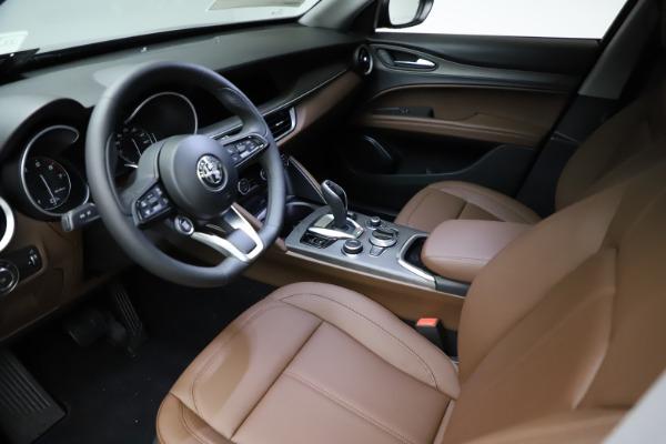 New 2021 Alfa Romeo Stelvio Ti Q4 for sale $53,650 at Maserati of Westport in Westport CT 06880 13