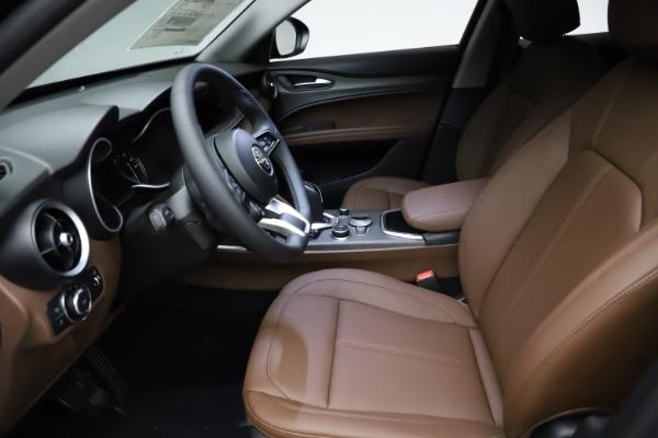 New 2021 Alfa Romeo Stelvio Ti Q4 for sale $53,650 at Maserati of Westport in Westport CT 06880 14