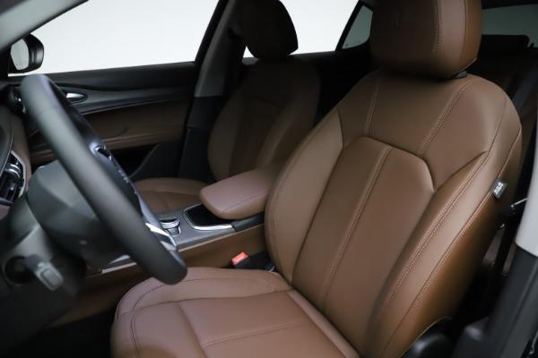 New 2021 Alfa Romeo Stelvio Ti Q4 for sale $53,650 at Maserati of Westport in Westport CT 06880 15
