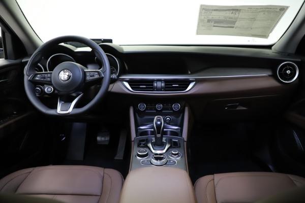 New 2021 Alfa Romeo Stelvio Ti Q4 for sale $53,650 at Maserati of Westport in Westport CT 06880 16