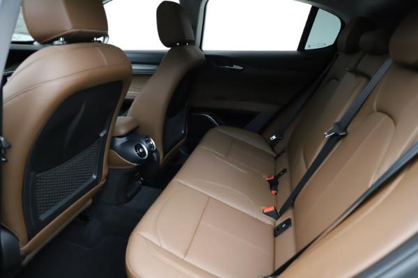 New 2021 Alfa Romeo Stelvio Ti Q4 for sale $53,650 at Maserati of Westport in Westport CT 06880 18