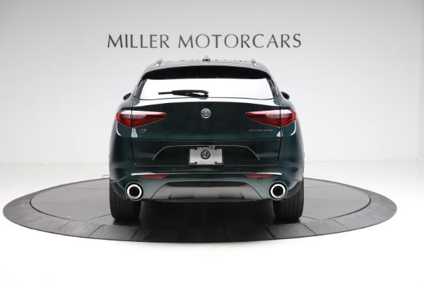New 2021 Alfa Romeo Stelvio Ti Q4 for sale $53,650 at Maserati of Westport in Westport CT 06880 6