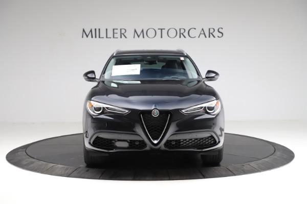 New 2021 Alfa Romeo Stelvio Q4 for sale $50,245 at Maserati of Westport in Westport CT 06880 12