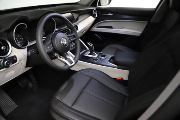 New 2021 Alfa Romeo Stelvio Q4 for sale $50,245 at Maserati of Westport in Westport CT 06880 13