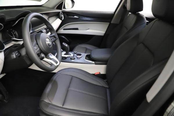 New 2021 Alfa Romeo Stelvio Q4 for sale $50,245 at Maserati of Westport in Westport CT 06880 14