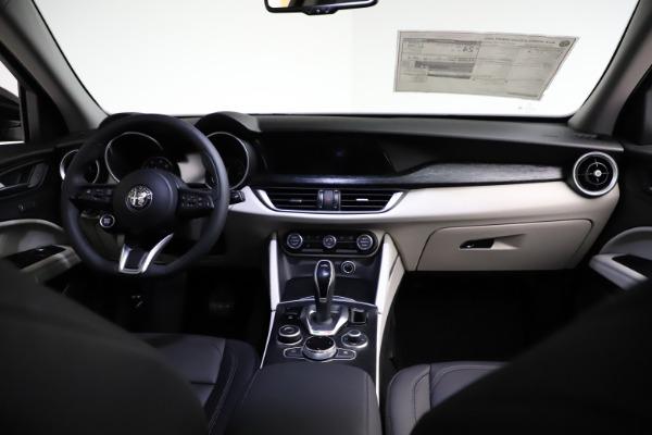New 2021 Alfa Romeo Stelvio Q4 for sale $50,245 at Maserati of Westport in Westport CT 06880 16