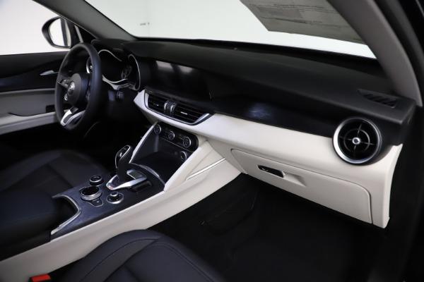 New 2021 Alfa Romeo Stelvio Q4 for sale $50,245 at Maserati of Westport in Westport CT 06880 22