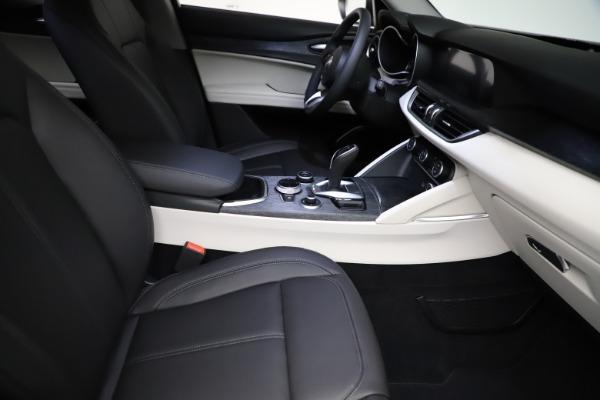 New 2021 Alfa Romeo Stelvio Q4 for sale $50,245 at Maserati of Westport in Westport CT 06880 23