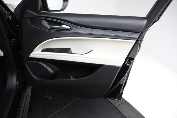 New 2021 Alfa Romeo Stelvio Q4 for sale $50,245 at Maserati of Westport in Westport CT 06880 24