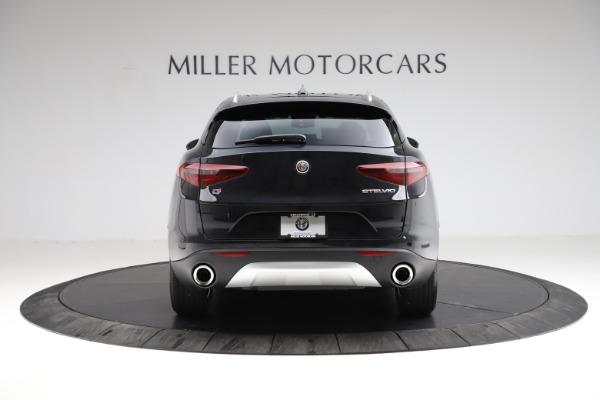New 2021 Alfa Romeo Stelvio Q4 for sale $50,245 at Maserati of Westport in Westport CT 06880 6
