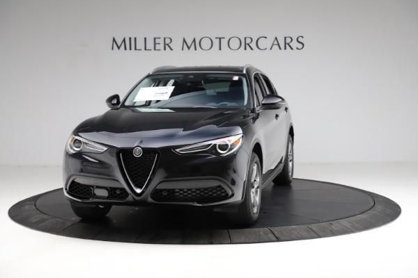 New 2021 Alfa Romeo Stelvio Q4 for sale $50,245 at Maserati of Westport in Westport CT 06880 1