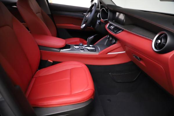 New 2021 Alfa Romeo Stelvio Ti Q4 for sale $55,500 at Maserati of Westport in Westport CT 06880 22