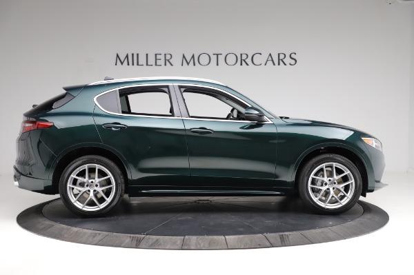 New 2021 Alfa Romeo Stelvio Ti Q4 for sale Sold at Maserati of Westport in Westport CT 06880 10