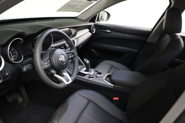 New 2021 Alfa Romeo Stelvio Ti Q4 for sale Sold at Maserati of Westport in Westport CT 06880 15