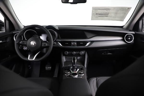 New 2021 Alfa Romeo Stelvio Ti Q4 for sale Sold at Maserati of Westport in Westport CT 06880 18