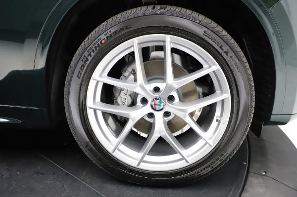 New 2021 Alfa Romeo Stelvio Ti Q4 for sale Sold at Maserati of Westport in Westport CT 06880 26