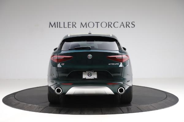 New 2021 Alfa Romeo Stelvio Ti Q4 for sale Sold at Maserati of Westport in Westport CT 06880 6