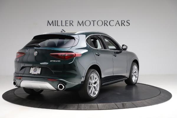 New 2021 Alfa Romeo Stelvio Ti Q4 for sale Sold at Maserati of Westport in Westport CT 06880 8
